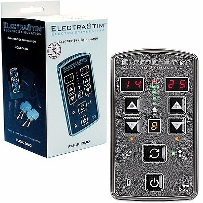 <ElectraStim>ELECTRO STIMLATION (FLICK DUO)